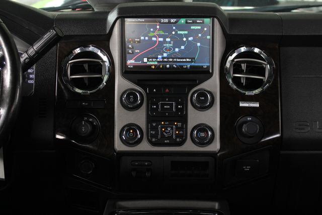 2014 Ford Super Duty F-350 SRW Pickup Platinum Crew Cab 4x4 - NAVIGATION Mooresville , NC 9