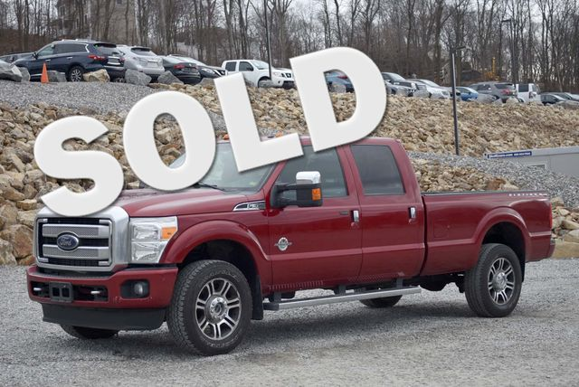2014 Ford Super Duty F-350 SRW Pickup Platinum Naugatuck, Connecticut