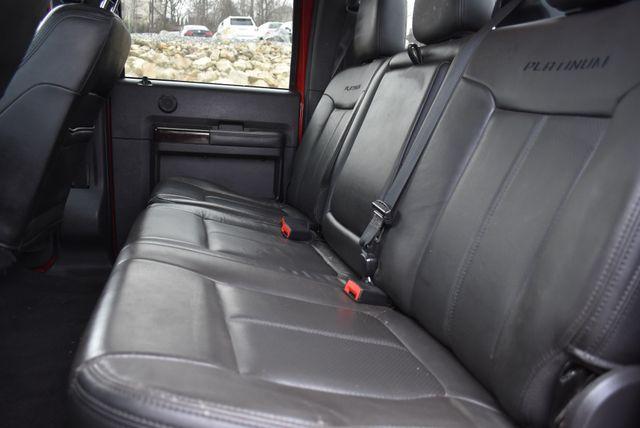 2014 Ford Super Duty F-350 SRW Pickup Platinum Naugatuck, Connecticut 11