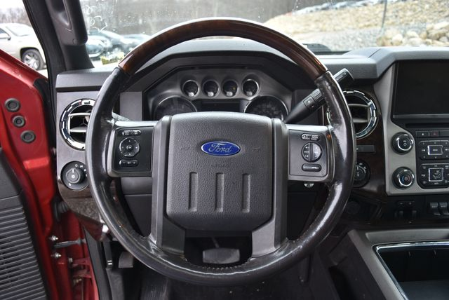 2014 Ford Super Duty F-350 SRW Pickup Platinum Naugatuck, Connecticut 18