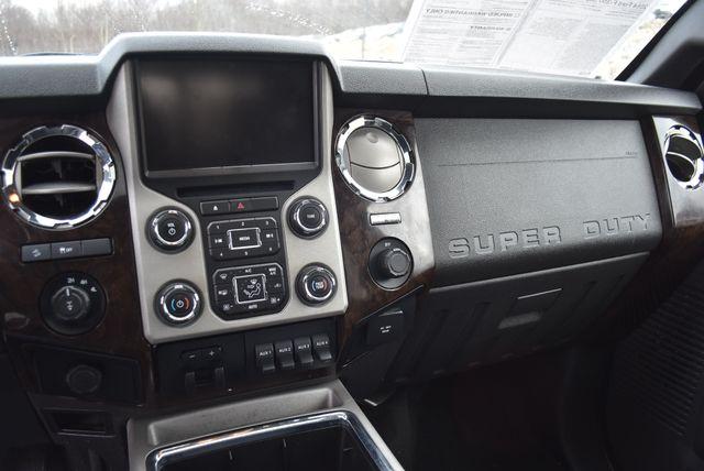2014 Ford Super Duty F-350 SRW Pickup Platinum Naugatuck, Connecticut 19