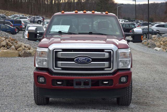 2014 Ford Super Duty F-350 SRW Pickup Platinum Naugatuck, Connecticut 7