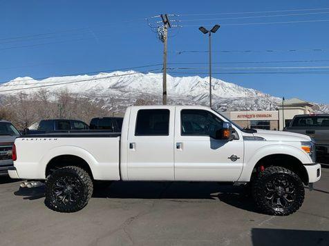 2014 Ford Super Duty F-350 SRW Pickup Platinum   Orem, Utah   Utah Motor Company in Orem, Utah
