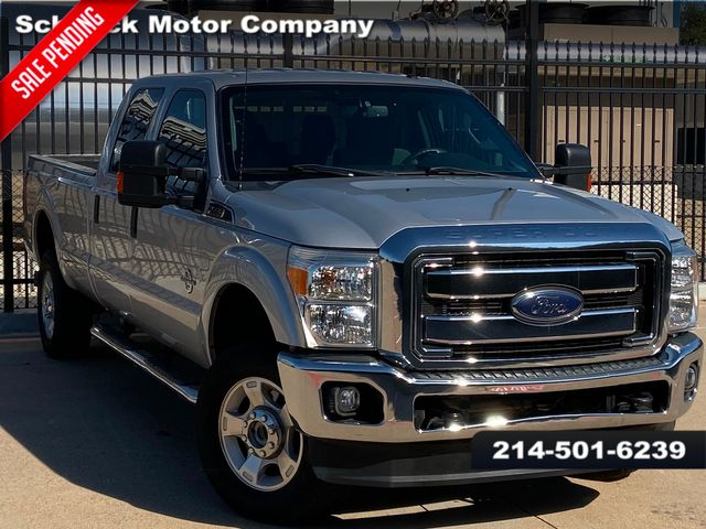 2014 Ford Super Duty F-350 SRW Pickup XLT