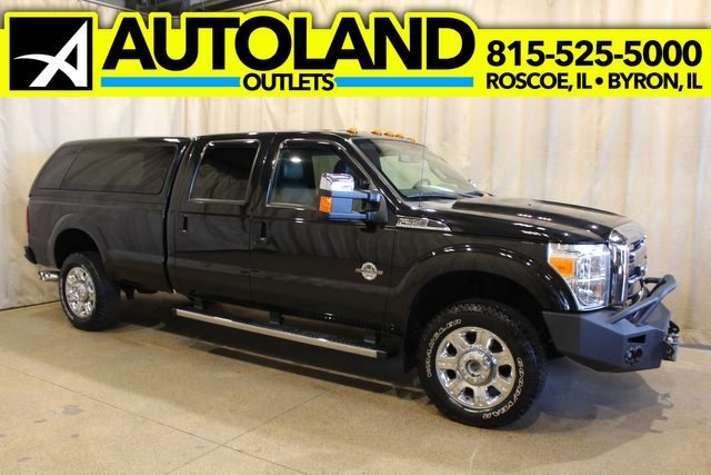 2014 Ford Super Duty F-350 Diesel 4x4 Lariat