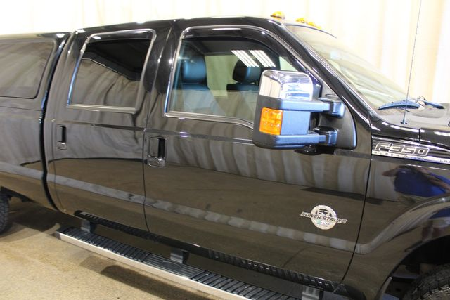 2014 Ford Super Duty F-350 Diesel 4x4 Lariat in Roscoe, IL 61073
