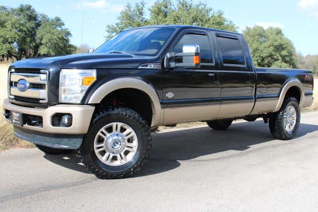 2014 Ford Super Duty F-350 SRW Pickup King Ranch in Temple, TX 76502