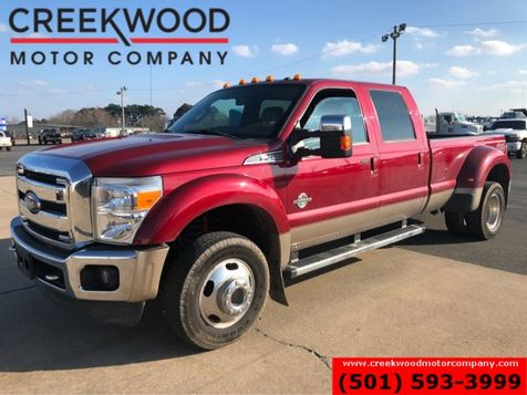 2014 Ford Super Duty F-450 Lariat 4x4 Diesel Dually FX4 Nav Roof 1 Owner NICE in Searcy, AR
