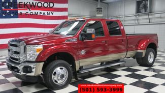 2014 Ford Super Duty F-450 Lariat 4x4 Diesel Dually FX4 Nav Roof 1 Owner NICE in Searcy, AR 72143