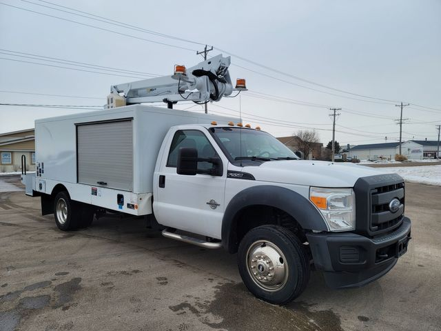 2014 Ford Super Duty F-550 DRW Chassis Cab XL Lake In The Hills, IL 1