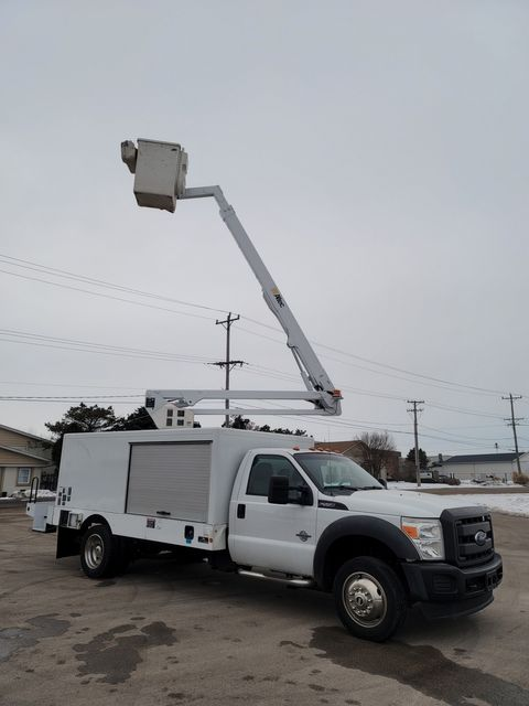 2014 Ford Super Duty F-550 DRW Chassis Cab XL Lake In The Hills, IL 29