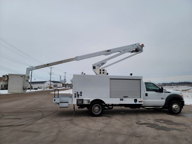 2014 Ford Super Duty F-550 DRW Chassis Cab XL Lake In The Hills, IL 31