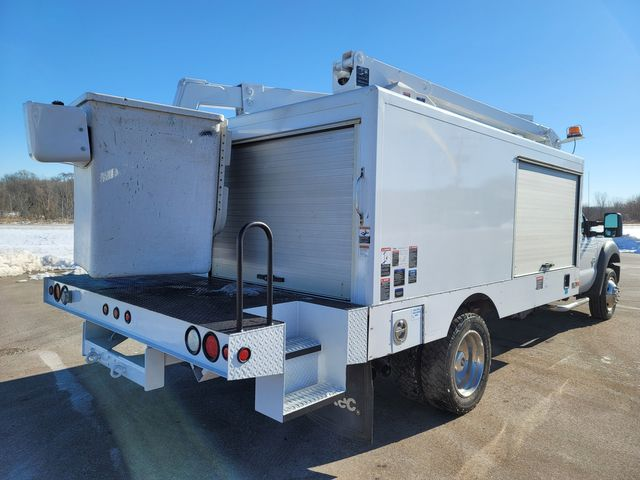 2014 Ford Super Duty F-550 DRW Chassis Cab XL Lake In The Hills, IL 36
