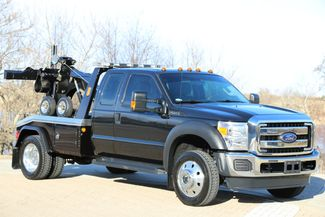 2014 Ford Super Duty F-550 DRW Chassis Cab XLT 4x4 wrecker only 10k miles! in Woodbury, New Jersey 08093