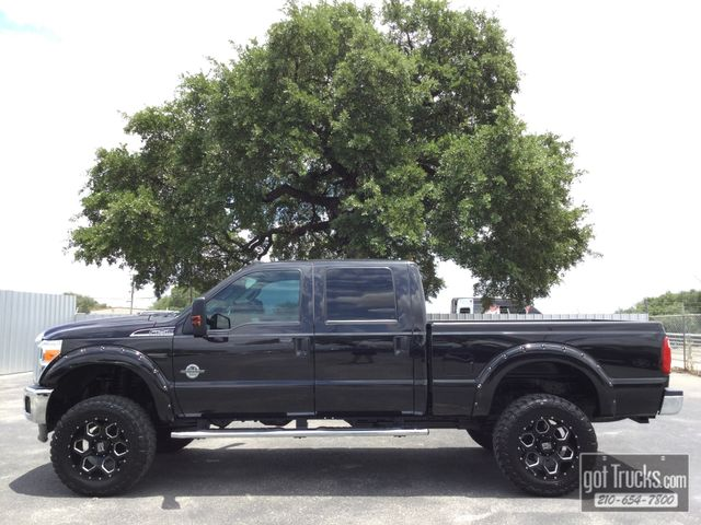 2014 Ford Super Duty F250 Crew Cab XLT 6.7L Power Stroke Diesel 4X4