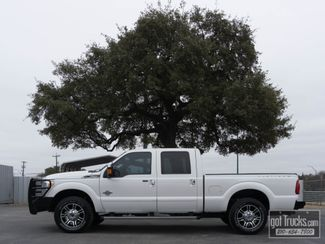 2014 Ford Super Duty F250 Crew Cab Platinum 6.7L Power Stroke Diesel 4X4 in San Antonio Texas, 78217