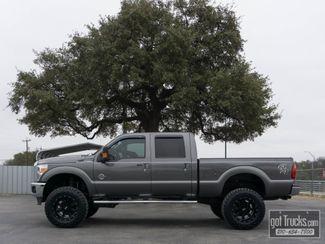 2014 Ford Super Duty F250 Crew Cab Lariat 6.7L Power Stroke Diesel 4X4 in San Antonio Texas, 78217