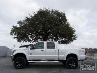 2014 Ford Super Duty F250 Crew Cab Lariat FX4 6.7L Power Stroke Diesel 4X4 in San Antonio Texas, 78217