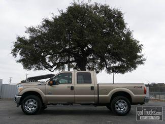 2014 Ford Super Duty F250 Crew Cab XLT FX4 6.7L Power Stroke Diesel 4X4 in San Antonio Texas, 78217