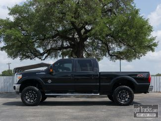 2014 Ford Super Duty F250 Crew Cab Lariat FX4 6.7L Power Stroke Diesel 4X4 in San Antonio Texas, 78217