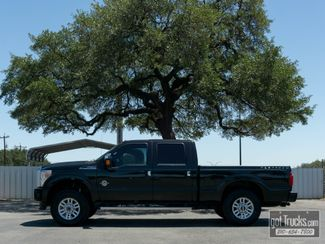 2014 Ford Super Duty F250 Crew Cab Platinum 6.7L Power Stroke Diesel 4X4 in San Antonio Texas, 78217