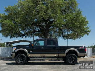 2014 Ford Super Duty F250 Crew Cab King Ranch FX4 6.7L Power Stroke 4X4 in San Antonio Texas, 78217