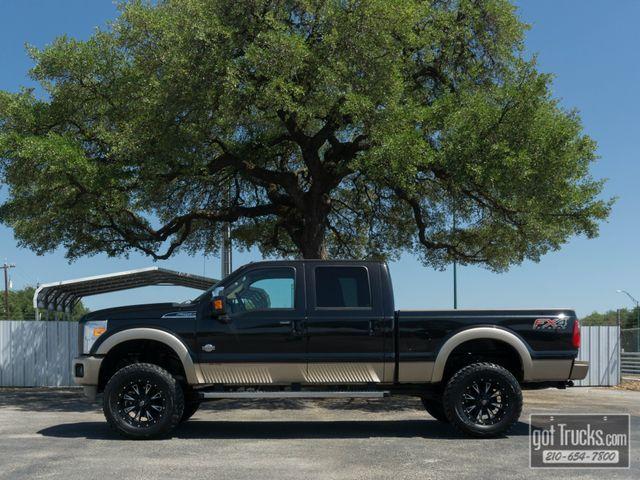 2014 Ford Super Duty F250 Crew Cab King Ranch FX4 6.7L Power Stroke 4X4