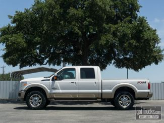 2014 Ford Super Duty F250 Crew Cab King Ranch FX4 6.7L Power Stroke 4X4 in San Antonio Texas, 78217