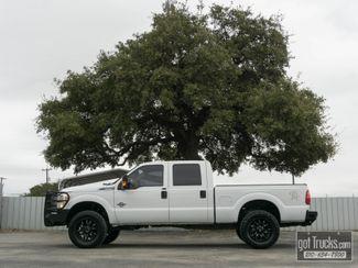 2014 Ford Super Duty F250 Crew Cab XLT 6.7L Power Stroke Diesel 4X4 in San Antonio, Texas 78217