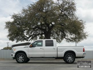 2014 Ford Super Duty F250 Crew Cab Platinum 6.2L V8 4X4 in San Antonio, Texas 78217
