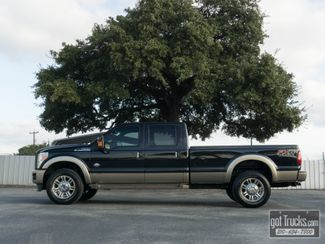 2014 Ford Super Duty F350 Crew Cab King Ranch FX4 6.7L Power Stroke 4X4 in San Antonio Texas, 78217