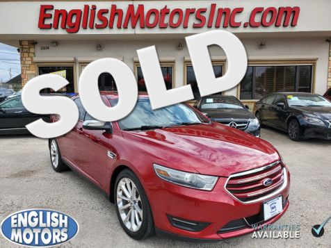 2014 Ford Taurus Limited in Brownsville, TX