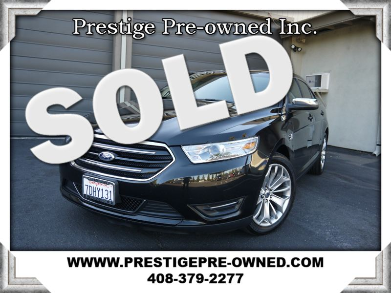 2014 Ford Taurus Limited  in Campbell CA