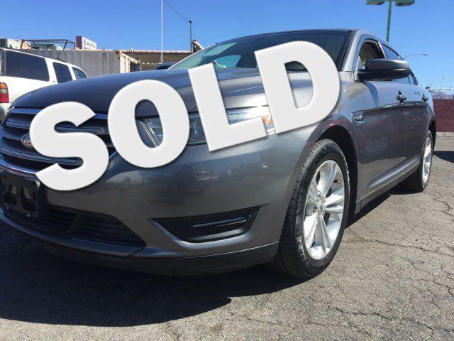 2014 Ford Taurus SEL AUTOWORLD (702) 452-8488 Las Vegas, Nevada