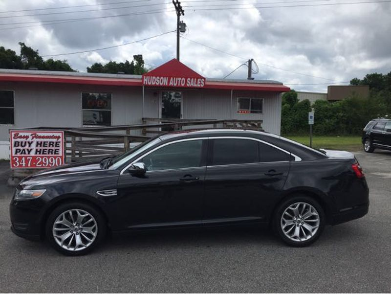 2014 Ford Taurus Limited | Myrtle Beach, South Carolina | Hudson Auto Sales in Myrtle Beach South Carolina
