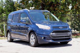2014 Ford Transit Connect Wagon Titanium Hollywood, Florida 1