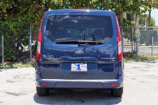 2014 Ford Transit Connect Wagon Titanium Hollywood, Florida 39