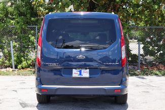 2014 Ford Transit Connect Wagon Titanium Hollywood, Florida 6