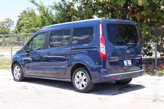 2014 Ford Transit Connect Wagon Titanium Hollywood, Florida 7