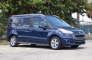 2014 Ford Transit Connect Wagon Titanium Hollywood, Florida