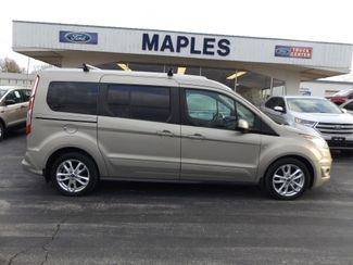 2014 Ford Transit Connect Wagon Titanium Warsaw, Missouri 10
