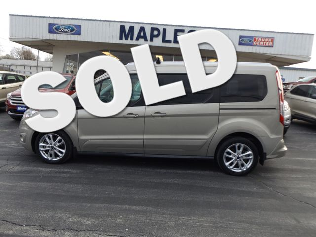 2014 Ford Transit Connect Wagon Titanium Warsaw, Missouri