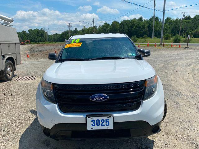 2014 Ford Utility Police Interceptor Hoosick Falls, New York 1