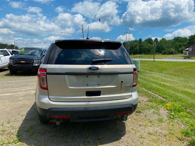 2014 Ford Utility Police Interceptor Hoosick Falls, New York 3