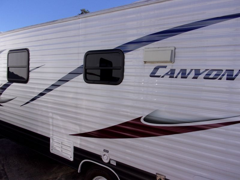 2014 Forest River CANYON CAT 18  city FL  Manatee RV  in Palmetto, FL