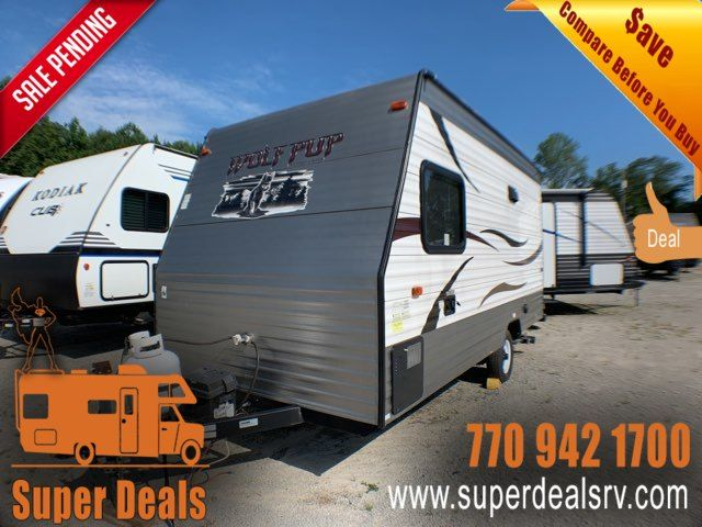 2014 Forest River Cherokee Wolf Pup 16BH