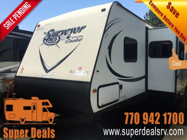 2014 Forest River Surveyor SCT294QBLE in Temple, GA 30179