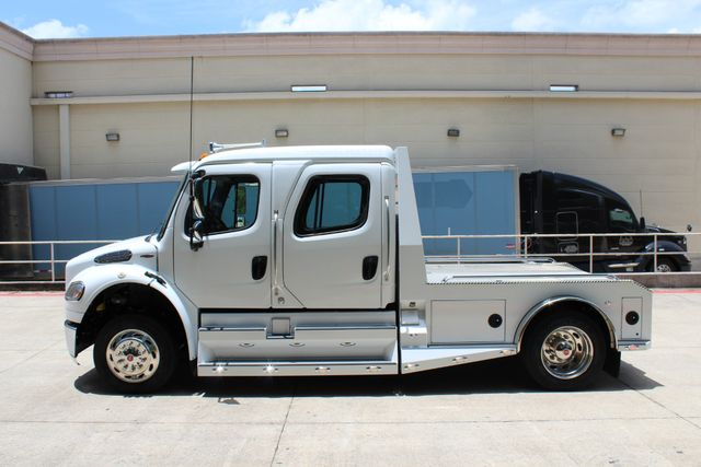 2014 Freightliner M2 106 SPORTCHASSIS RHA 114 Luxury Ranch Hauler CONROE, TX 8