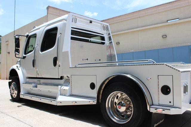 2014 Freightliner M2 106 SPORTCHASSIS RHA 114 Luxury Ranch Hauler CONROE, TX 10