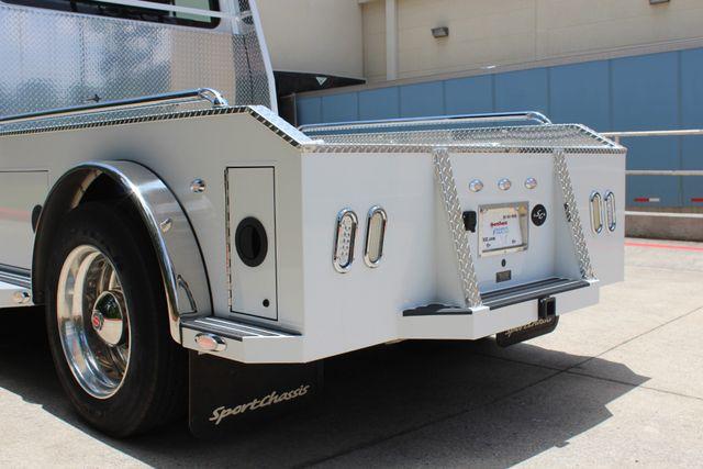 2014 Freightliner M2 106 SPORTCHASSIS RHA 114 Luxury Ranch Hauler CONROE, TX 11